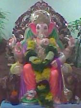 Mathura1 (bhagwathi hariharan) Tags: god lord ganesh vasai virar ganpathi nalasopara nallasopara