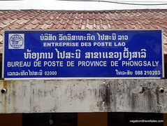 Phongsaly, Laos