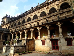 Naulakha Palace (Perceptive Photography (490+K views)) Tags: architecture building historical light shadow gujarat extraordinarilyimpressive qualitystructuresppf theunforgettablepictures