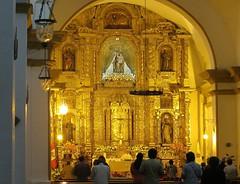 Trujillo: Iglesia San Francisco (zug55) Tags: peru church iglesia per altar iglesiadesanfrancisco templo trujillo retablo lalibertad retable iglesiasanfrancisco