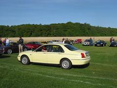 Rover 75 (nakhon100) Tags: cars rover 75