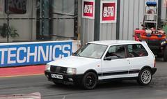F242 HMV (Nivek.Old.Gold) Tags: fiat 1988 s 45 uno 3door 999cc