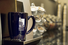 BECO - Herndon, VA - Coffee Cup on Bar