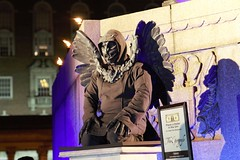 Gargoyle Live Statue
