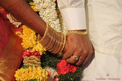 Forever  Together (yadhavan.c) Tags: photography groom bride traditional marriage hindu bridegroom tamilnadu yadhavanc