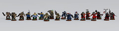 Astra Militarum Regiments (Garry_rocks) Tags: lego warhammer 40k imperial guard astra militarum savlar chem dogs mordian iron armageddon steel legion valhallan ice warriors vostroyan firstborn athonian tunnel rats