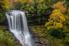 North Carolina Waterfall (Jon Ariel) Tags: northcarolina nc waterfall western macon fall falls october