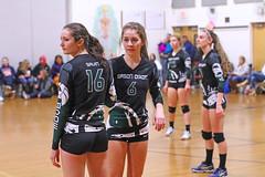 IMG_5807 (SJH Foto) Tags: girls volleyball teen teenager team mason dixon mayhem u16s substitution sub rotation