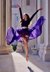 Ballet Jump ((Jessica)) Tags: ballet portrait jump midair midjump balletdancer dancer pointe boston sonyalpha sonya6000 ballerina mit michal enpointe