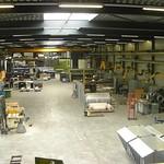 Onze werkplaats aan de Toermalijnstraat