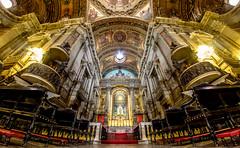 Igreja da Candelária - Rio de Janeiro (mariohowat) Tags: samyang8mm samyang fisheye igrejasdoriodejaneiro igrejadacandelária igrejas riodejaneiro brasil brazil