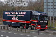 DAF - Shore Porters Society Aberdeen  SV61 DXM (john_mullin Thanks for 11 million views) Tags: scotland truck lorries daf vehicles freight delivery invergowrie scotish british uk trucks trucking lorry hgv commercials transport vehicle goods distribution haulage supply logistics a90 dundee tayside
