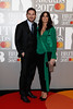 Frank Lampard and Christine Bleakley attend The BRIT Awards 2017 at The O2 Arena on February 22, 2017 in London, England. (Photo by John Phillips/Getty Images)