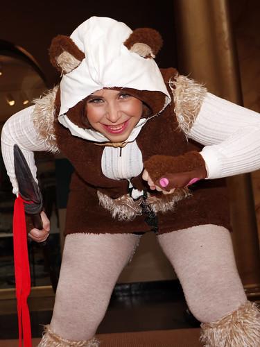 cute ewok girl 2 a photo on flickriver