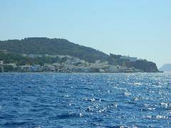 leaving Nisyros (Bichoes) Tags: mandraki nisyros