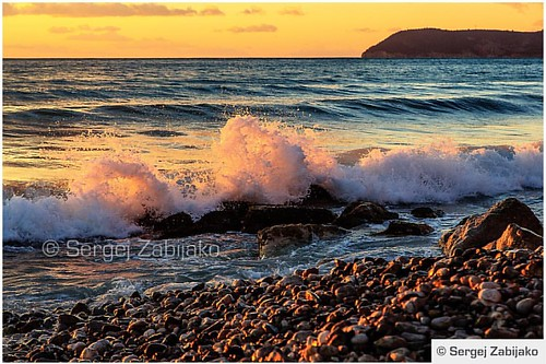Sunset. Fotograf Sergej Zabijako, +38268129392 © Sergej Zabijako, © Promo-Montenegro, 2017. #черногория #montenegro #crnagora #promomontenegro #photosergejzabijako #photographer #photography #landscape #landscapephotography #photo #lan