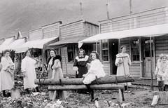 Ladies Of the Night (~ Lone Wadi ~) Tags: prostitutes prostitution bordello brothel retro 1890s 19thcentury victorian unknown