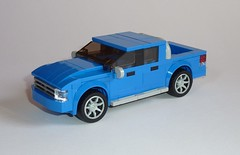 2017 VW Amarok V6 TDI (MOCs & Stuff) Tags: lego city speed champions vw volkswagen amarok v6 tdi highline ultimate