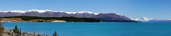 photo - Lake Tekapo, New Zealand (Jassy-50) Tags: photo laketekapo lake tekapo southisland newzealand mountcook mtcook mountains snow panorama