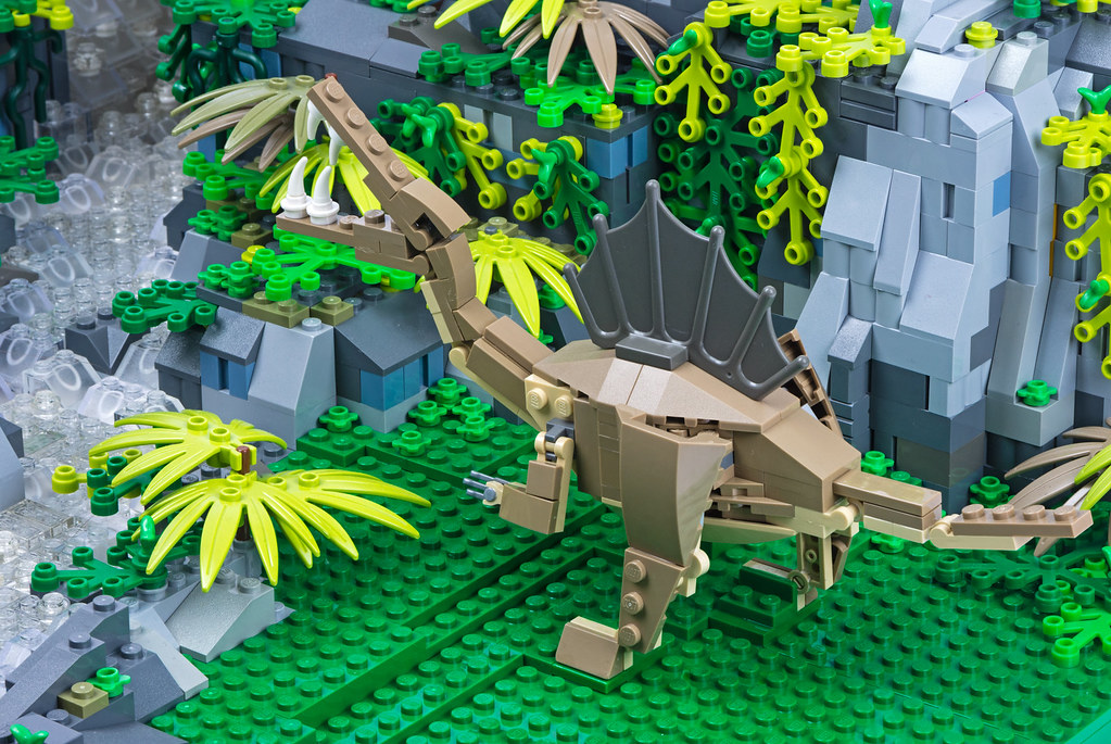 The world 39 s best photos of spinosaurus flickr hive mind - Lego dinosaurs spinosaurus ...