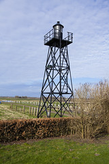 Lighthouse (PhotompNL) Tags: canoneos5dmarkii nederland schokland netherlands paysbas niederlande insle eiland isla isle canon eos 5dmkii harbour haven vuurtoren lighthouse