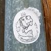 La mafia matanaise (Fred:) Tags: sticker montreal mafia matanaise villeray montréal poisson fish matane castor beaver ruelle alley alleyway collant autocollant stickers crew reprezent poissons matanais square squareformat