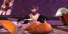 Purple time_005 (Kyon43) Tags: secondlife furry purple