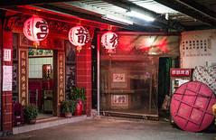 shalu street at night - I (steve: they can't all be zingers!!! (primus)) Tags: leica leicam9 m9 m9leicacamera primelens primeleicalens leitzsummicron50mmf2typeiv leitz 50mm 50mmsummicronf2 shalutaiwan shalu taiwan taichungtaiwan taichung nightphotography handheld lowlight