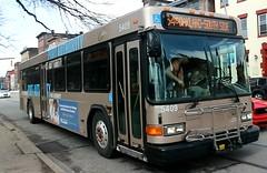 PAT Bus 5409 (Etienne Luu) Tags: bus port authority allegheny county paac patransit pa transit pat public transportation