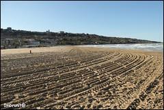 arare la sabbia (imma.brunetti) Tags: vasto abruzzo spiaggia mare sabbia cielo orizzonte azzurro panorama collina paesaggio onde schiuma