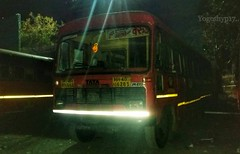 Nanded - Warud (yogeshyp) Tags: msrtc maharashtrastatetransport msrtcparivartanbus nandedwarudstbus waruddepotbus