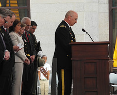 Governor's Wreath-Laying Ceremony - 5/21/13 (Ohio Department of Veterans Services) Tags: columbus ohio john remember vet ceremony may drew honor andrew wreath governor fallen oh service heroes remembrance veteran department services gov veterans members sacrifice dept chaplain aquino statehouse laying vets honoring 2013 governors wreathlaying kasich govs