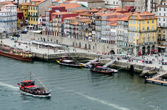 Douro River, Porto, Portugal (JAhrensy) Tags: travel food portugal nikon adventure porto editorial nikkor westerneurope 2012 d7000 meganahrens megseuro2402