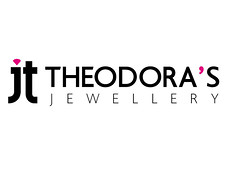 Logo (Theodora's Jewellery) Tags: silver greek gold handmade jewelry pins rings handcrafted bracelets swarovski earrings charms necklaces designers gemstones pendants kosmimata xeiropoihta
