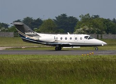 Aptargroup Inc.,   Beechjet 400A          N400AJ (Flame1958) Tags: airport beechjet 400a jetexecutive jetbusiness jetdubeidwdublin aptargroup aptargroupinc 400beechjet airport06061306132013beechjet 400private