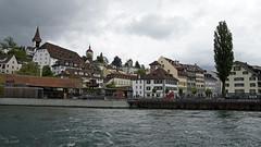 Luzern (Alexander Marc Eckert) Tags: schweiz suisse luzern svizzera lucerne lucerna reuss innerschweiz zentralschweiz centralswitzerland swizzerland riverreuss kantonluzern svizzeracentrale suissecentrale luzernstadt flussreuss