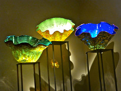 13--Chihuly exhibit (hpwiggy) Tags: glassworks dalechihuly seattlecenter seattlewashington chihulygardenandglass