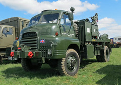 HAS389 Bedford RL REME Recovery Truck (Beer Dave) Tags: classic truck army bedford military lorry vehicle british recovery rl reme rockinghamcastle has389