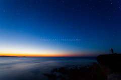 Photographing the predawn sunrise and stars, Port Lincoln - South Australia (Robert Lang Photography) Tags: sky sun sunrise stars dawn coast south australian australia coastal nightsky predawn photographing portlincoln portlincolnsouthaustralia photographingthepredawnsunriseandstars