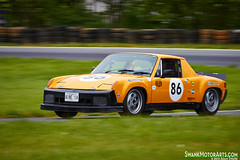 1970 Porsche 914 (autoidiodyssey) Tags: usa cars race vintage westvirginia porsche 1970 914 summitpoint jefferson500 2013jefferson500 michaelspraggins