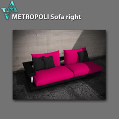 Atelier Visconti - sofa metropoli (Atelier Visconti) Tags: sofa stephan av atelier visconti metropoli
