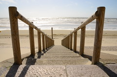 Steps to the Beach: Hardelot Plage