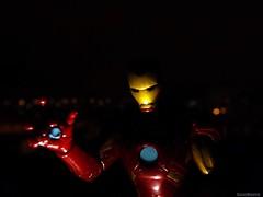Day 118.2 Iron Man (Lucas Silva Moreira) Tags: man project iron days 365