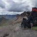 Sambuya Pass (4750m), Cordillera Huayhuash (Day 2)