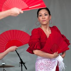 For the Love of Flamenco (joeri-c) Tags: school canada photoshop dance nikon novascotia ns maria performance company nikkor halifax flamenco lightroom classes multiculturalfestival d5000 55300mm osende