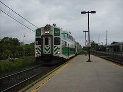 Cabcar #222 leads the Niagara Excursion Train (generalpictures) Tags: train niagara falls gotrain 222 excursion gotransit 2013 cabcar