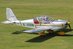 G-CCEM (QSY on-route) Tags: city family manchester fun fly airport day aircraft barton in 2013 egcb gccem 07072013