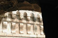 una lunga sequenza di facce (costagar51) Tags: palermo italia italy sicilia sicily arte storia architettura monumenti regionalgeographicsicilia rgsarte nationalgeographic rememberthatmomentlevel1 contactgroups
