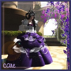 This Princess finds Love… (Caresia Adored) Tags: sl secondlife illusions mock birdy mistwood poeticcolors fabfree fabulouslyfreeinsl thewhitearmory eaterscoma remarkableoblivion caresiaadored lovedonnafloraevent