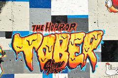 (Jamiecat *) Tags: street urban france art wall graffiti sigma graff toulouse arsenal sd15